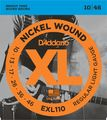 D'Addario EXL110 Regular Light Gauge (10-46)