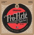 D'Addario EJ45 Pro Arte nylon kielisarja Normal Tension
