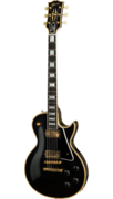 Gibson Custom Shop 1957 Les Paul Custom Reissue - Ebony 2-Pickup
