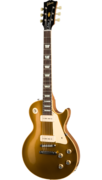 Gibson Custom Shop1968 Les Paul Standard Goldtop Reissue - 60s Gold