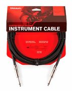 PLANET WAVES Braided Instrumenttikaapeli 6m, musta