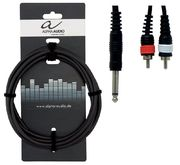 Alpha Audio Basic Line Y-kaapeli 3m