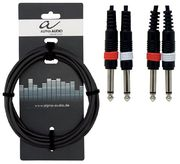 Alpha Audio Basic Line tuplakaapeli 3m