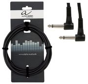 Alpha Audio Basic Line patch-kaapeli 0,9m 6kpl