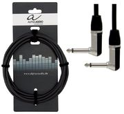Alpha Audio Pro Line patch-kaapeli 0,15m 5kpl