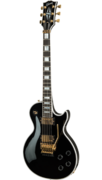 Gibson Custom Shop Les Paul Axcess Custom w/ Ebony Fingerboard Floyd Rose Gloss - Ebony
