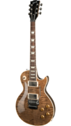 Gibson Custom Shop Les Paul Axcess Standard Figured Floyd Rose Gloss - DC Rust