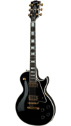Gibson Custom Shop Les Paul Custom w/ Ebony Fingerboard Gloss - Ebony
