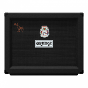 "Orange 120 Watts Jim Root Signature 2x12"" Kitarakaappi"