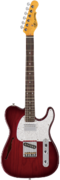 G&L Asat Classic Bluesboy Semihollow Red Burst