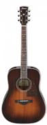 Ibanez AVD10E-BVS Thermo Aged Artwood