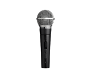Shure SM58S dynaaminen mikrofoni on/off switchillä