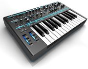 Novation Bass Station II minikokoinen syntetisaattori