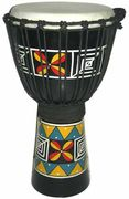 "World Rhythm Percussion DJ40M7 8"" djembe"