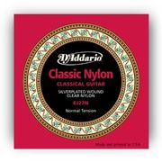 D'ADDARIO EJ27N akustisen nylon kielisarja normal tension