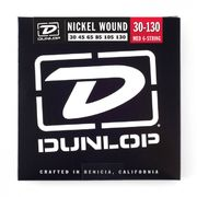 Dunlop Nickel Wound Bass 30-130