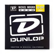 Dunlop Nickel Wound Bass 40-100