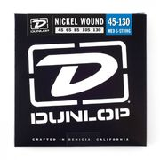 Dunlop Nickel Wound Bass 45-130