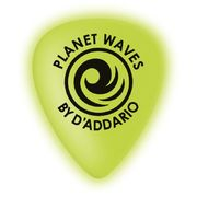PLANET WAVES Plektra Cellu-Glo medium 10kpl