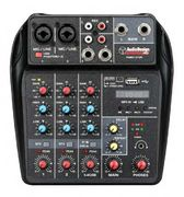 AudioDesign PAMX1.21UK mikseri FX/BT/USB