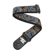 Planet Waves 50JS04 Joe Satriani kangashihna 50mm Snakes Mosaic