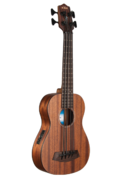 Kala UBASS Satin/All Solid Mahogany (The Original)