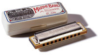 Hohner huuliharppu Marine Band High/Low