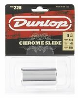Dunlop 228 kromattu messinki slide medium
