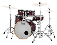 "Pearl DMP905/C261 Gloss Deep Red Burst Decade Maple 20"" rumpusetti"
