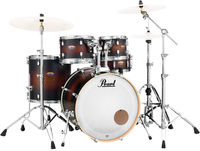 "Pearl DMP905/C260 Satin Brown Burst Decade Maple 20"" rumpusetti"