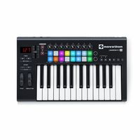 Novation Launchkey 25 MK2 USB-MIDI-koskettimisto