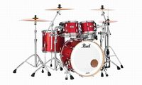 "Pearl MCT904XEP/C319 Inferno Red Sparkle 20"" BD 4-Pc Shell"