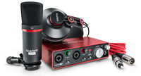 Focusrite Scarlett 2i2 Studio, 2nd generation