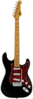 G&L Tribute Legacy Gloss Black sähkökitara
