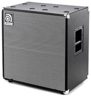 "Ampeg SVT-212AV 2-12""ported, horn loaded speaker cabinet"