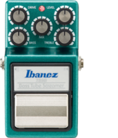 Ibanez TS9B Tube Screamer bassolle