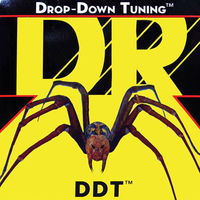 DR STRINGS DROP-DOWN TUNING DDT-10 (10-46)