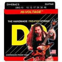 DR STRINGS HI-VOLTAGE DBG-10 (10-46)