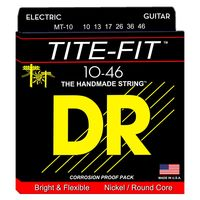 DR STRINGS TITE-FIT MT-10 (10-46)