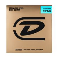 Dunlop Flatwound Bass 45-125