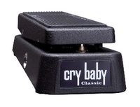 Dunlop GCB95F Cry Baby Classic Wah Wah made in USA