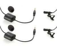 IK Multimedia iRig Mic Lav 2 Pack