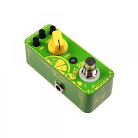 MOOER The Juicer Neil Zaza Signature overdrive pedaali