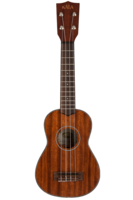 Kala Soprano Satin All Solid Mahogany