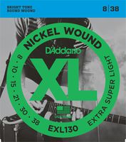 D'Addario EXL130 Extra-Super Light (8-38)