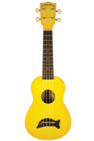 Kala Soprano Dolphin bridge, Yellowburst