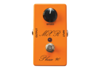 MXR Custom Shop Script Phase 90 LED CSP101SL