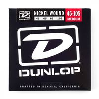 Dunlop Nickel Wound Bass 45-105