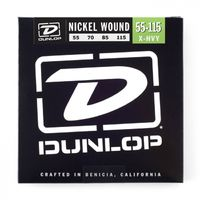 Dunlop Nickel Wound Bass 55-115