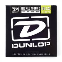 Dunlop Nickel Wound Bass 60-120